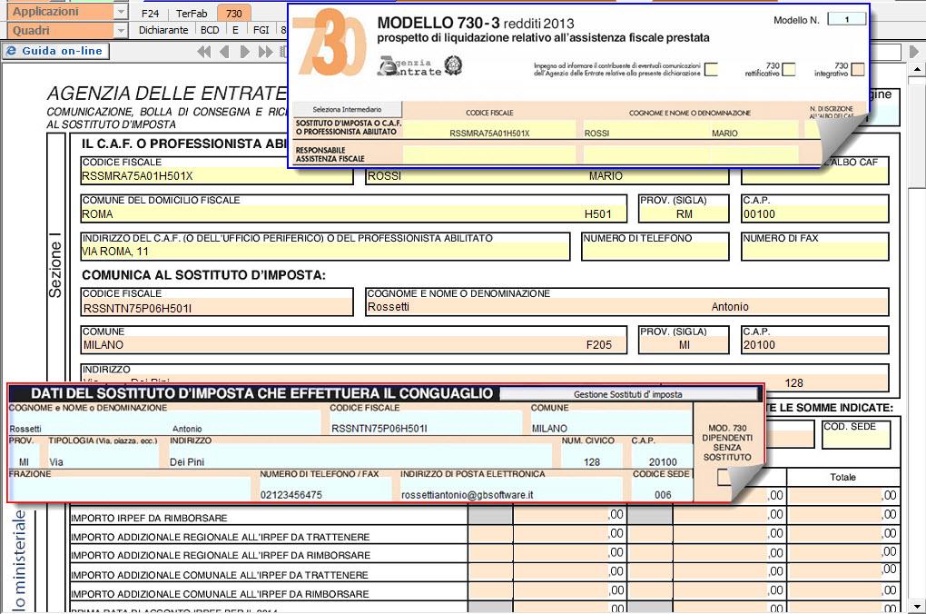Forex sostituto d'imposta