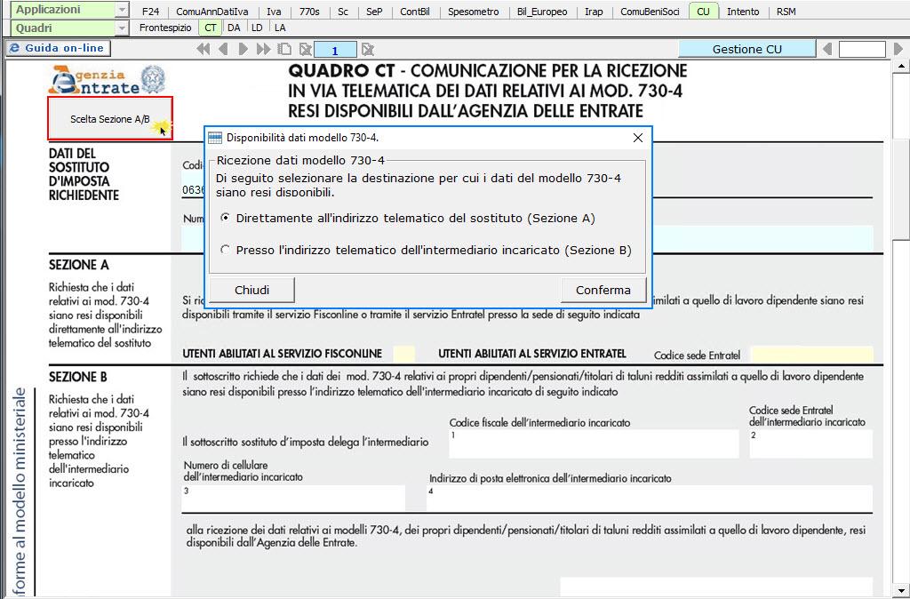 Certificazione unica - Certificazione lavoro autonomo provvigioni e redditi diversi nel 730 ...
