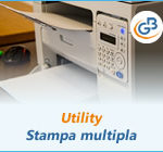 Utility 2019: Stampa multipla