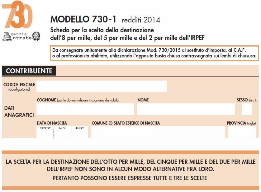 Rilascio dichiarazione 730 2015 - Termine presentazione 730 ...