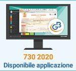 Dichiarazione 730 2020: disponibile applicazione