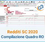 Redditi Società di Capitali 2020: compilazione Quadro RO