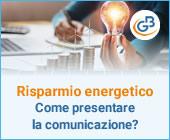 Detrazione risparmio energetico 2020: come presentare la comunicazione?