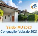 IMU 2020: conguaglio del saldo a febbraio 2021