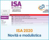 ISA 2020: novità, benefici premiali e modulistica?
