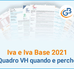 Iva e Iva Base 2021: quadro VH quando e perché