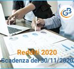Redditi 2020: ultimi passaggi prima della scadenza del 30/11/2020