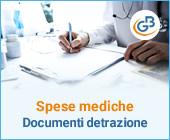 Spese mediche: quali documenti conservare per la detrazione 2020?